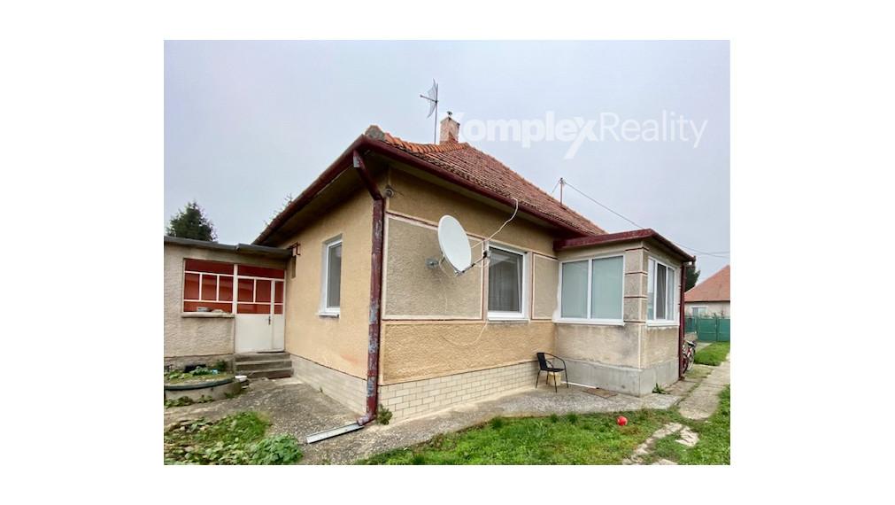 Predaj- rodinný dom Maňa